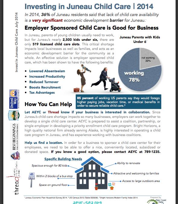 Employer Sponsored Child Care, 2014