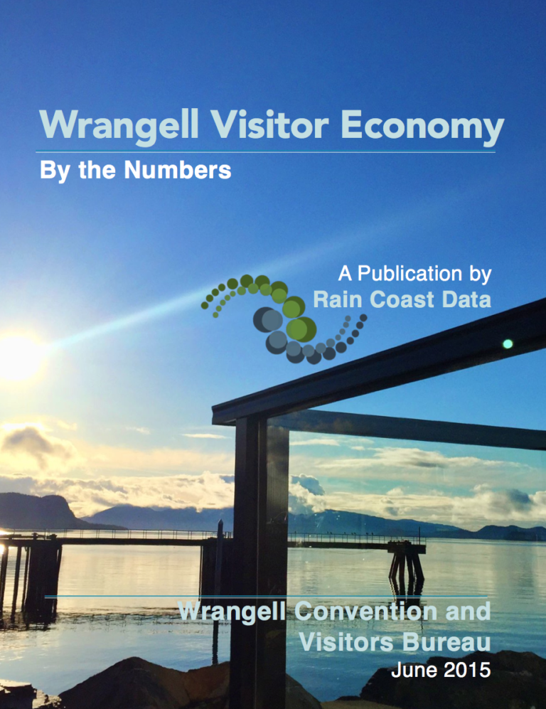 Wrangell's Visitor Industry By the Numbers