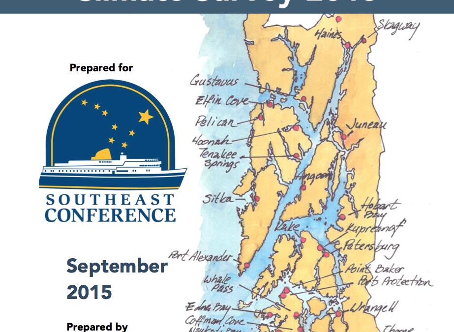 Southeast Alaska Business Climate Survey 2015