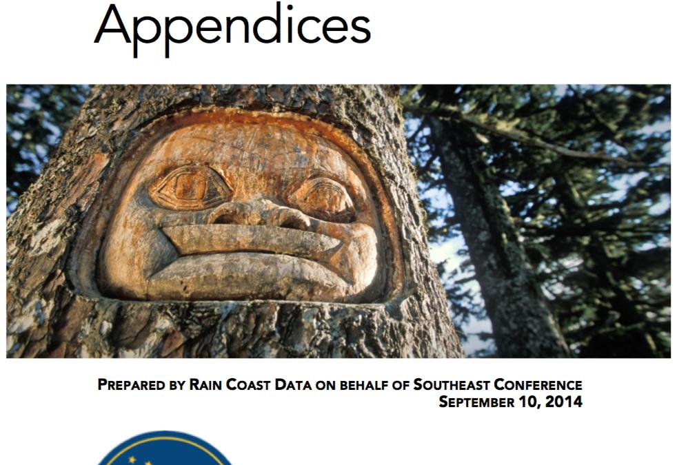 The Arts Economy of Southeast Alaska Appendices