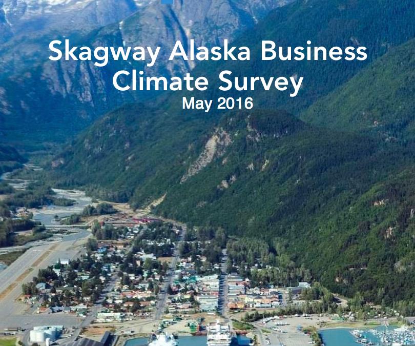 Skagway Alaska Business Climate Survey
