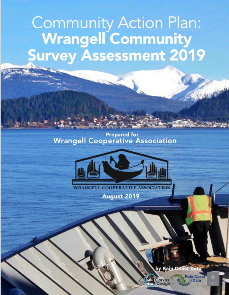 Wrangell Community Survey Assessment 2019