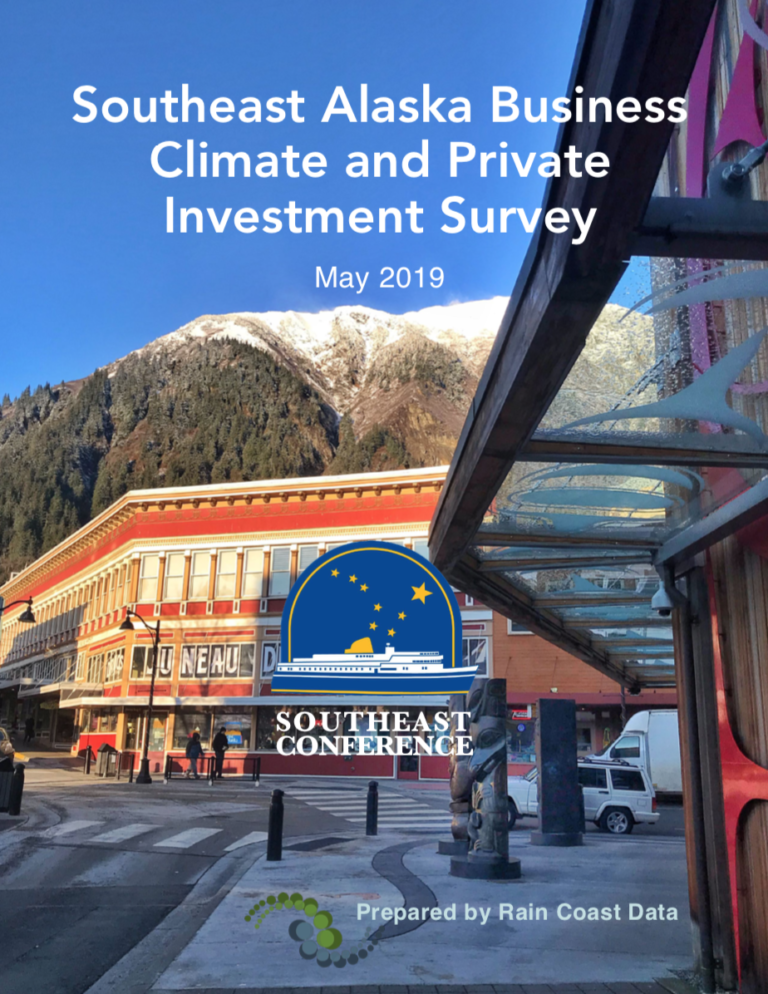 Southeast Alaska Business Climate Survey 2019
