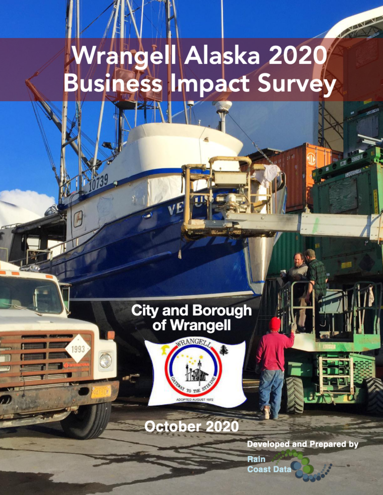 Wrangell Business Climate and COVID19 Impacts Survey, October 2020