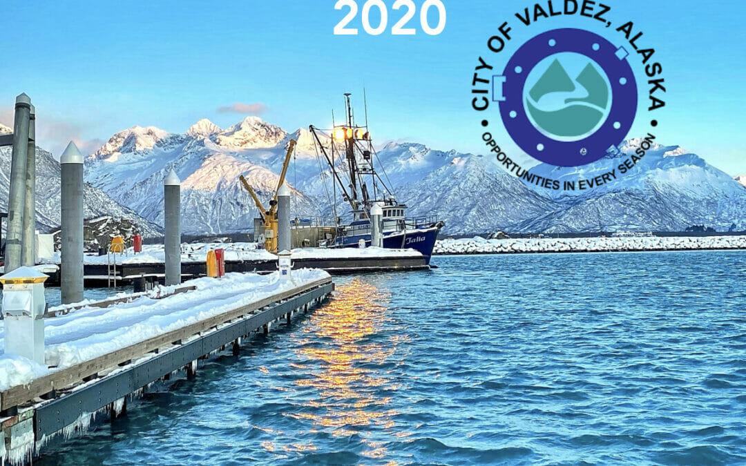 Valdez Alaska Business Climate and COVID-19 Impacts Survey 2020