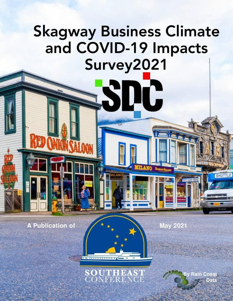 Skagway Business Climate and COVID-19 Impacts Survey 2021